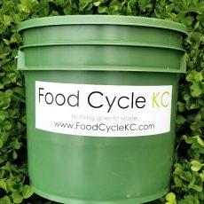 Food Cycle KC Bucket